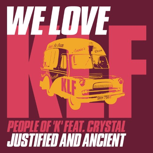 """Justified and Ancient (12"""" Clu..."""