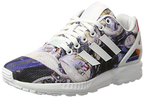 adidas Herren ZX Flux Sneakers bunt 45 1/3 EU