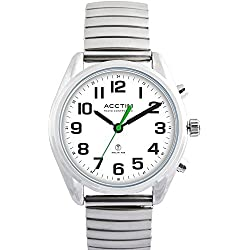 RNIB ladies talking watch with expanding bracelet strap