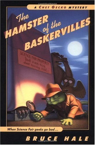 The Hamster of the Baskervilles: A Chet Gecko Mystery (English Edition)