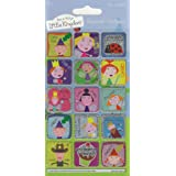 Paper Projects Ben and Holly's Little Kingdom Foiled Reward Stickers