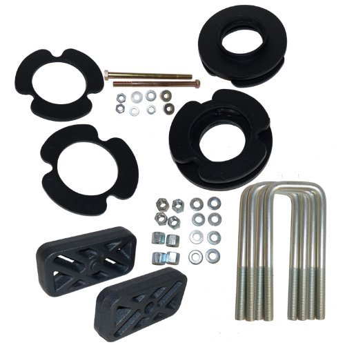 Traxda 909025 3 Front/1 Rear Coil-Over Lift Kit for Toyota Tundra by Traxda (Für Tundra Lift-kits)