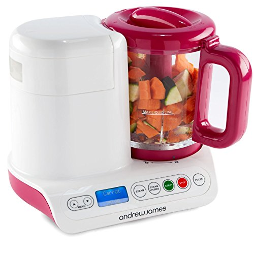 andrew-james-digital-baby-food-maker-2-year-warranty-2-in-1-compact-blender-and-steamer-to-cook-and-