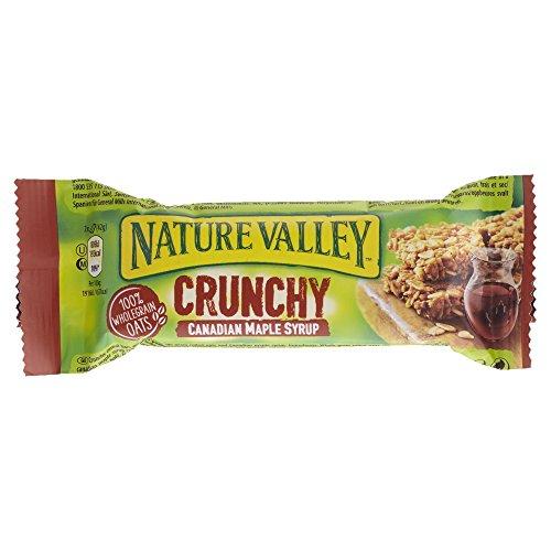 Honig Nature Valley Und Hafer (Nature Valley Canadian Maple Syrup, 18er Pack (18 x 42 g))