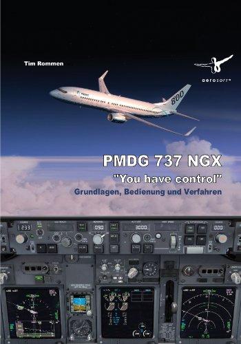 PMDG 737 NGX-You have control - Manual (en alemán)