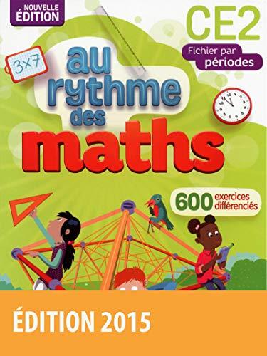 Au rythme des maths CE2 par périodes par (Broché - Mar 26, 2015)