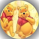 Premium Esspapier Tortenaufleger Tortenbild Geburtstag Winnie Pooh N7