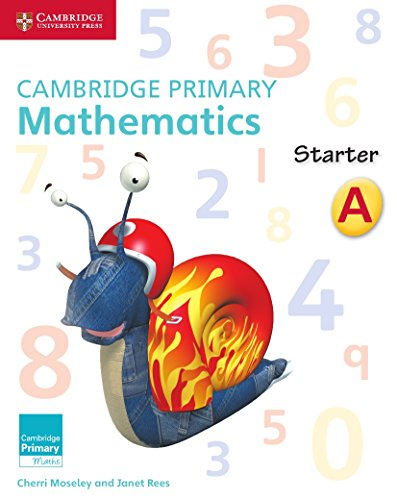 Cambridge Primary Mathematics Starter Activity Book A (Cambridge Primary Maths)