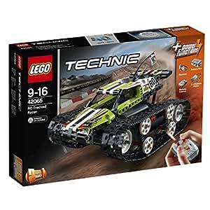 LEGO Technic 42065 - Set Costruzioni Racer Cingolato Telecomandato