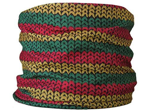 Multifunctional Headwear African (Knitting Effect)