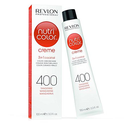 REVLON PROFESSIONAL Nutri Color Crème, Nr. 400 Tangerine, 100 ml
