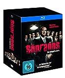 Sopranos - Die komplette Serie (inkl. Flachmann) (exklusiv bei Amazon.de) [Blu-ray] [Limited Edition]