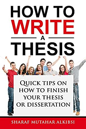 Science thesis examples