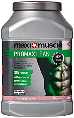 Maximuscle Promax Lean Protein Powder, Formulated to Build Lean Muscle - 990 g - Various Flavours Available