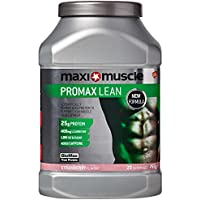 Maximuscle Promax Lean Protein Powder Formulated to Build Lean Muscle, Strawberry, 765 g