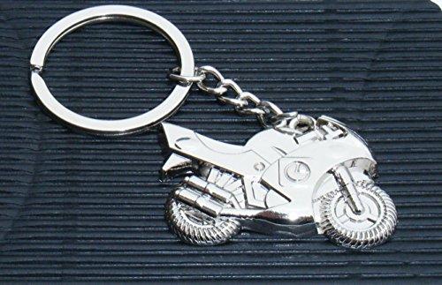 chrome-motor-bike-keyring-motorcycle-key-chain-gift-boxed