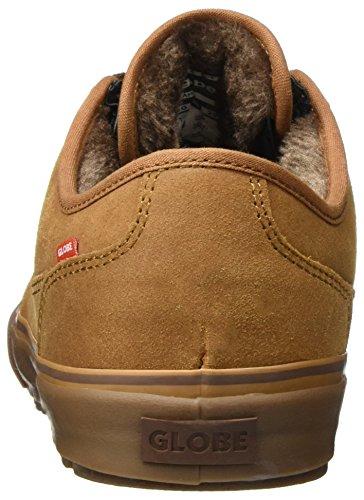 Sneaker Globo Mahalo Marrone (pelliccia Marrone Chiaro)