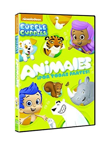Bubble Guppies: Animales ¡Por Todas Partes! [DVD]