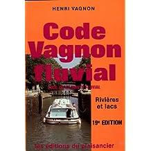Code Vagnon fluvial : Rivières et lacs