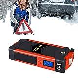 C CAR'S Démarreur Smart Jump Booster De Batterie Auto Portable Batterie d'alimentation pour Le Camping Autonome