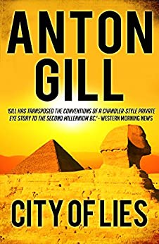 City of Lies by [Gill, Anton]