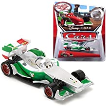 Cars 2 - Silver Francesco, coche de juguete (Mattel BBT06)