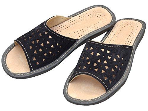 Bawal, Pantofole donna Blu (Blu navy)