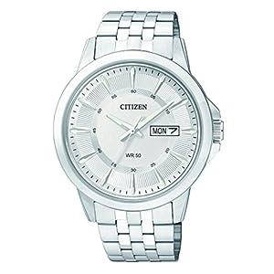 Citizen 32001463 – Reloj analógico de cuarzo para hombre, acero