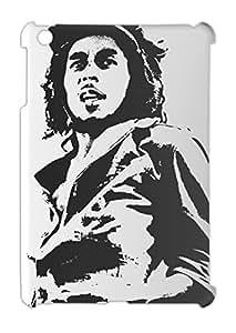 Bob Marley Graffiti Stencil Design iPad mini - iPad mini 2 plastic case