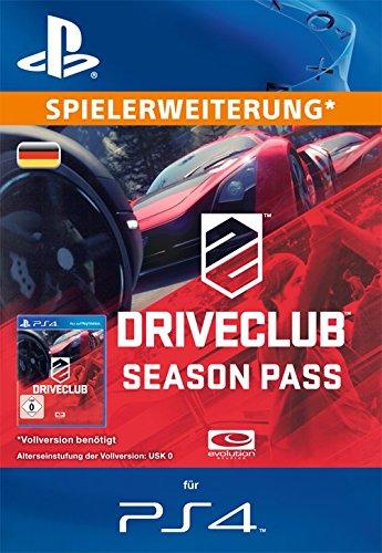 Driveclub: Season pass [PS4 PSN Code - deutsches Konto]