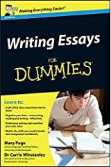 Writing Essays For Dummies Kindle Edition