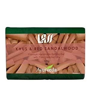 Lass Khus & Red Sandalwood Soap