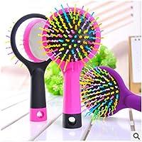 EQLEF® 1 pezzo di Clean Radiance Paddle spazzola per capelli