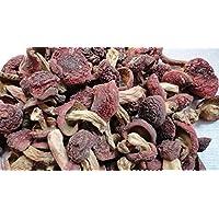 1 libra (454 gramos) Russula secado seta roja de Yunnan China
