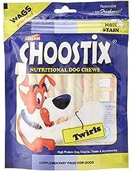 Choostix Twirls Dog Treat, 100 g