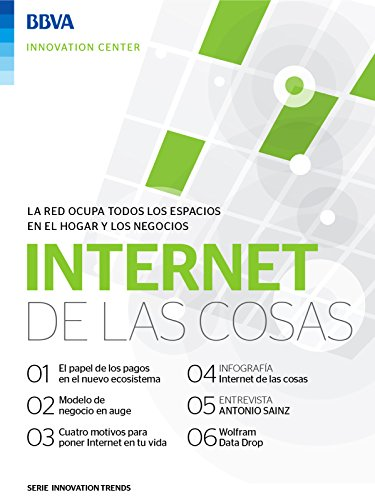 Ebook: Internet de las Cosas (Innovation Trends Series) por BBVA Innovation Center