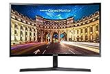 Samsung C27F396F 68,6 cm (27 Zoll) Monitor (VGA, HDMI, 4ms Reaktionszeit, 1920 x 1080 Pixel) schwarz