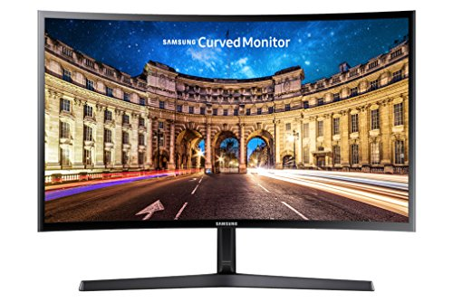 Samsung C27F396 Monitor Curvo, 27'' Full HD, 1920 x...