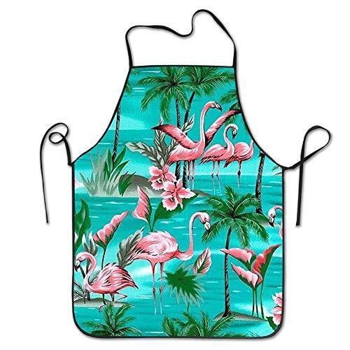 Gorgeous practical goods Magnifique Pratique Marchandises Flamingo Bird Animal Tabliers pour Homme/Femme personnalisé personnalisé pour Barbecue Cuisson Funny Chef Tablier