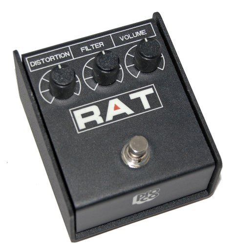 Pro Co RAT2 Distortion Pedal, Black