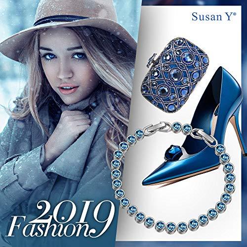 aspetto dettagliato 2b015 53b5d Susan Y regali san valentino per lei braccialetti donna bracciale ...