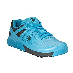 Zeven Crust Mens Cricket All Rounder Shoes, (Blue)
