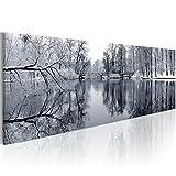 Cuadro en Lienzo 120x40 cm! 1 parte - Impresion en calidad fotografica - Cuadro en lienzo - una pieza 9050028...
