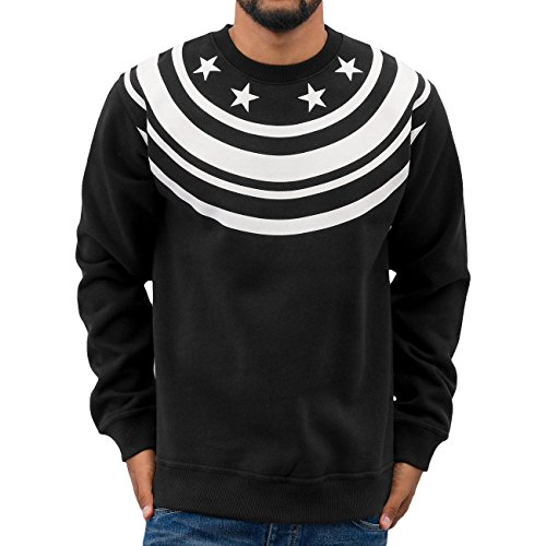 Just Rhyse Homme Hauts / Pullover Stars Noir