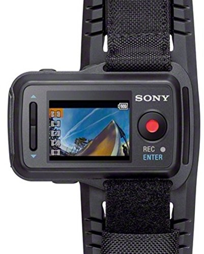 Sony Action Cam FDR-X1000VR - Videocámara deportiva (video 4K, resistente a salpicaduras con WI-FI, NFC, GPS)