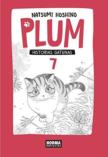 PLUM 7 HISTORIAS GATUNAS por NATSUMI HOSHINO