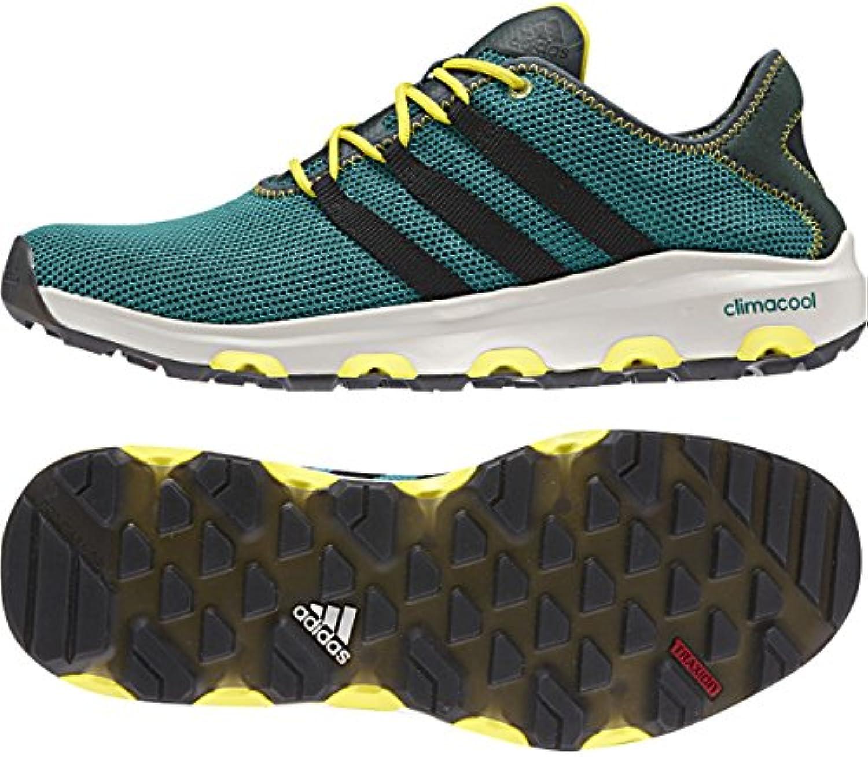 Adidas S78565 Climacool Voyager Schuhe, blaue Leuchten / Kreide WeiÃ? / Schock Blue - 4.5 -
