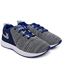 Excido Xpert Superfast5 Multisports Training & Running Shoes, Boys Sports Shoes, Kids School Multisports Training Shoes, Kids Lace up Sports Shoes