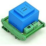 ELECTRONICS-SALON P 115VAC, S 9Vac, 20VA Transformador De Potencia De Montaje En Riel DIN módulo, d-1033t/A, AC9V