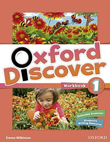 Oxford Discover 1: Activity Book